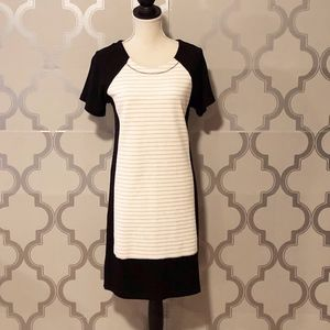THE LIMITED | SS DRESS | COLOR BLOCK | SIZE MED